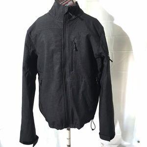 RUFF HEWN® XXL Mens/' Hooded Performance Jacket NWT $80